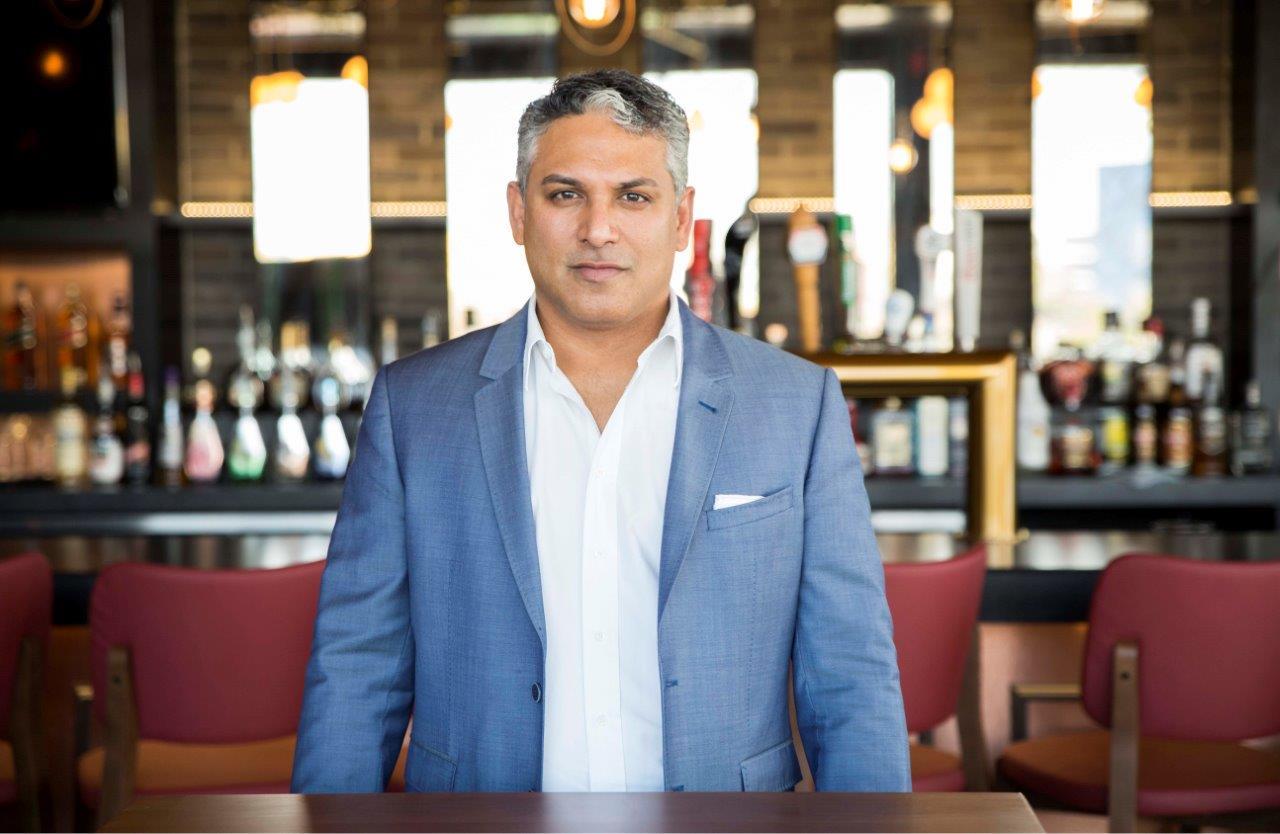 Nipun Sharma CFO du restaurant Baton Rouge
