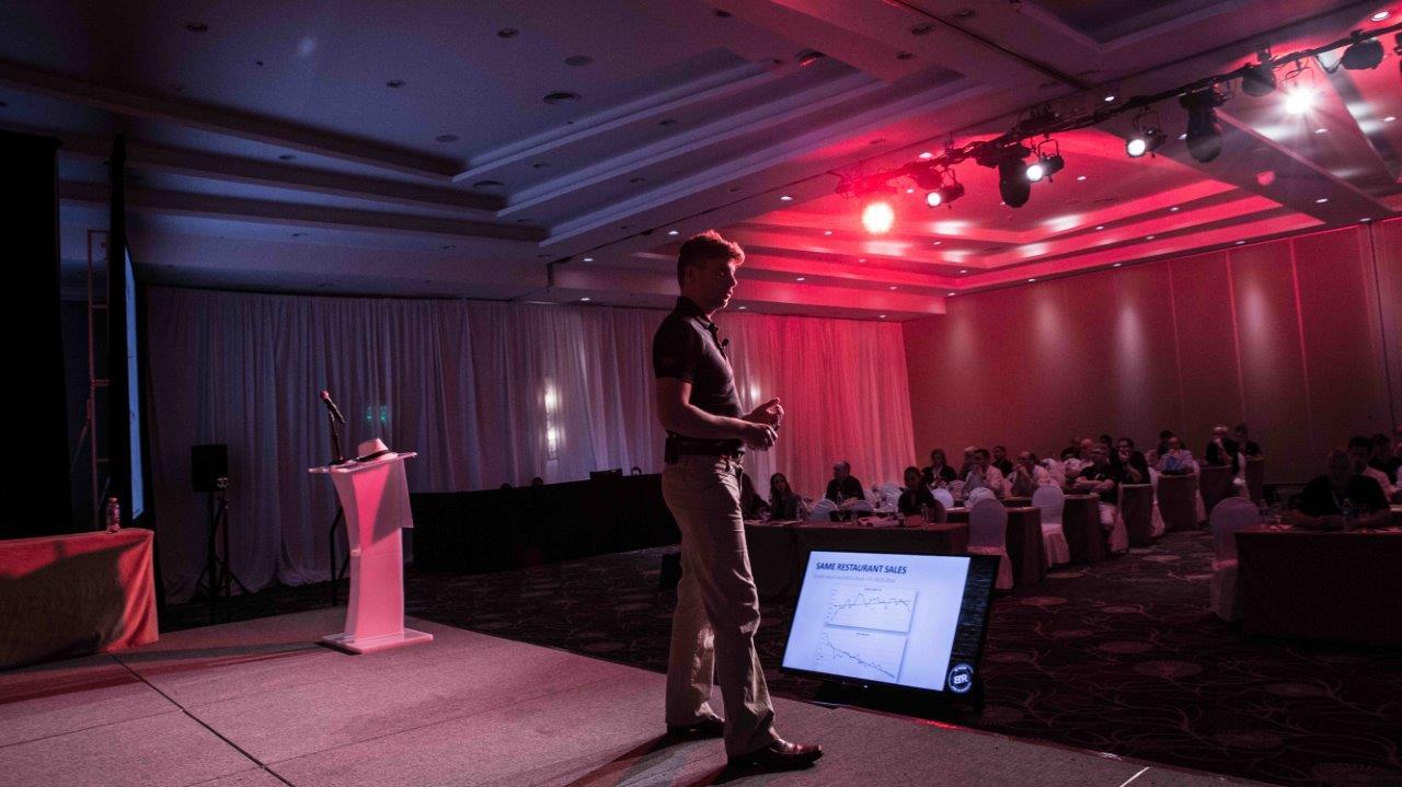 Conférence des restaurants Bâton Rouge à Cancun