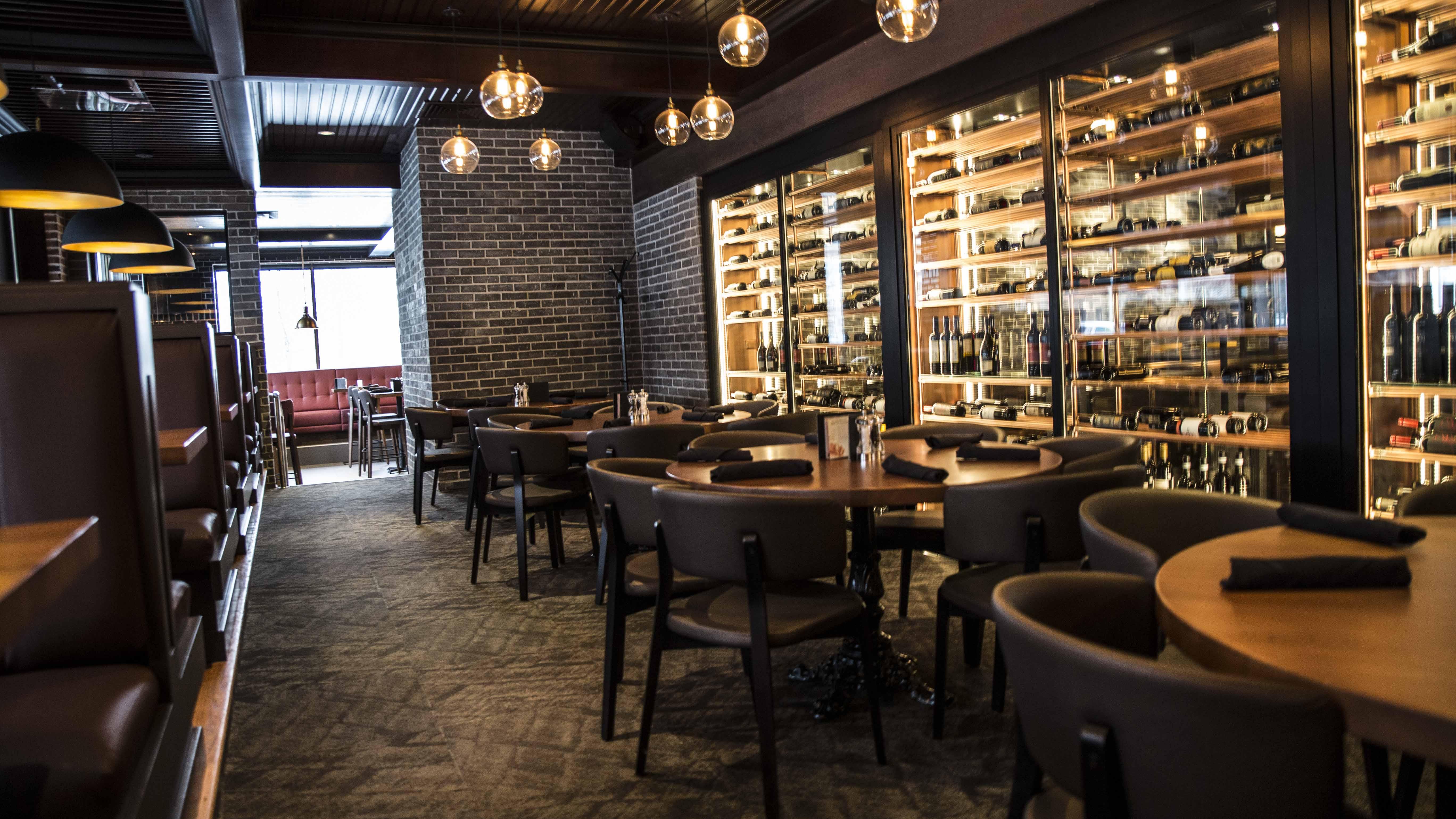Nouveau concept des restaurants Bâton Rouge