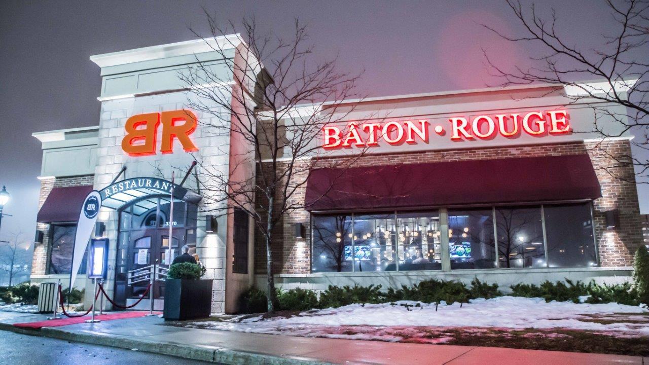 Bâton Rouge Boisbriand Restaurant