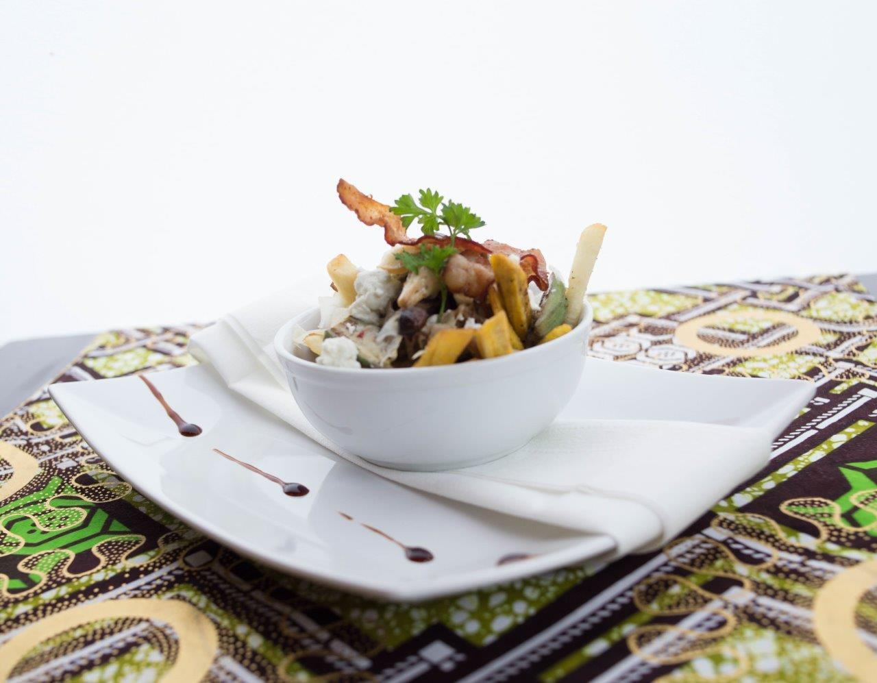 African Poutine