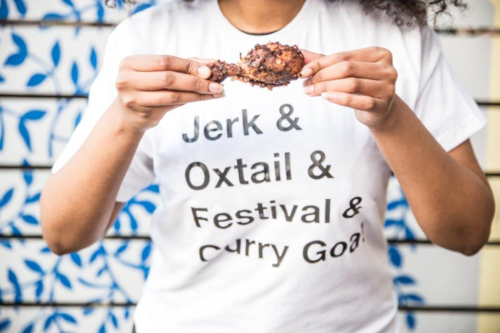 Jerk & Oxtail & Festival & Curry Goat