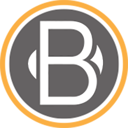 Bernardson visual communication logo